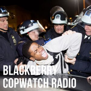 Blackberry Copwatch Radio
